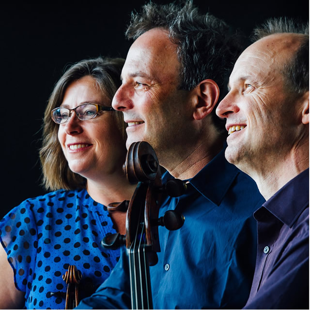 Gould Piano Trio, Corbridge Chamber Music Festival